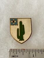 Authentic US Army 35th Infantry Regiment DI DUI Crest Insignia D22