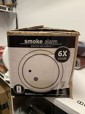 i9040 Kidde 6-pack of Battery Operated (9V) Ionization Smoke Alarms
