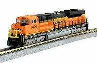 """KATO 1768523 N Scale SD70ACe BNSF """"Swoosh"""" Rd #8400 Nose Headlight 176-8523"""