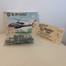 1:72 SA341 Westland Gazelle Model Kit, Airfix,