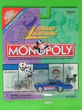 Johnny Lightning Monopoly Park Place Pontiac Tempest w/Game Token New in Package