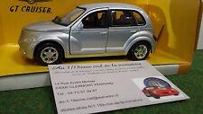 CHRYSLER  GT CRUISER gris argent 1/32 GATE 30101 voiture miniature de collection