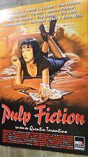 PULP FICTION ! quentin tarantino   affiche promo