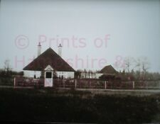 """PRINT 10"""" X 7""""  BUNGALOW IN FRANKLIN AVENUE TADLEY HAMPSHIRE cFEBRUARY 1931"""