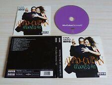 CD ALBUM DIGIPACK RADIO NOVA AFRO CUBAN GROOVES 2 13 TITRES 2000