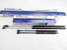 4x STABILUS LIFT-O-MAT LIFTER GASFEDER FÜR PORSCHE 924 / 944 1293BN 7778BZ 94286