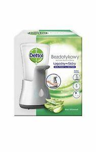 BRAND NEW DETTOL No Touch Dispenser And Dettol Aloe Vera Refill 250 ML