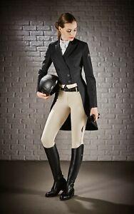 Equiline hunter shadbelly - NWT - black, women's size 40  (Italian), size 4 (US)