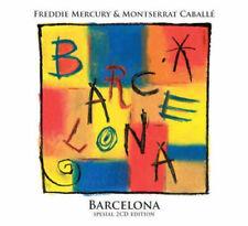 FREDDIE MERCURY & MONTSERRAT CABALLE. Barcelona 2CD