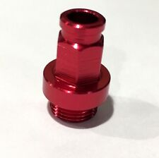Keihin FCR Carb Billet Hot Start Nut Honda Crf 150 250 450 Cable carburetor RED
