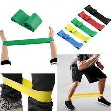New Resistance Band Tube Workout Exercise Elastic Band Fitness Equipment Yoga