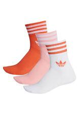 Adidas Originals Socken Doppelpack MID CUT CRW SCK FM0638 Mehrfarbig