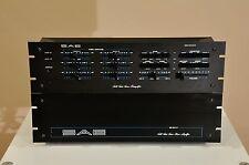 SAE 220 e SAE 3000 - Amplificatore da 100 watt RMS x 2 con Preamplificatore