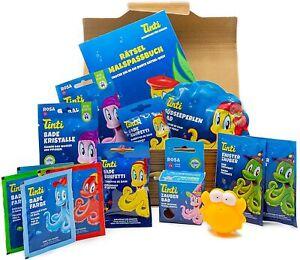 Tinti  Schatztruhe Badespaß für Mädchen 15 Produkte