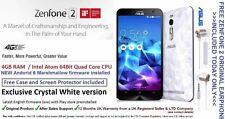 """ASUS Zenfone 2 ze551ml 5.5"""" Android 6 Smartphone Dual SIM 4gb di ram intel 4g"""