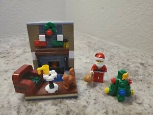 LEGO Seasonal Santa's Visit Set # (40125)