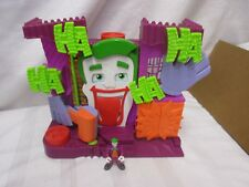 Fisher Price Imaginext The Joker Fun House fort Batman Playset figures toy 2014