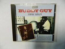 BUDDY GUY - STONE CRAZY - CD ROOTS RTS-33010
