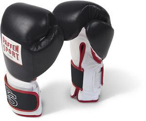 Paffen Sport PRO PERFORMANCE Boxhandschuhe, Sparring, Training, Boxen, Kickboxen