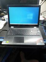 Lenovo Yoga 500 flip touch with i7-6500U, 8Gb RAM, 128Gb SSD,nVidia GeForce 920M