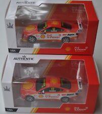 1/64 2019 Scott McLaughlin / Fabian Coulthard - Ford Mustang