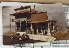 BORDELLO & POOL HALL Kit Thomas YORKE Original,  HO scale  Fine Craftsman