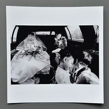 Chien-Chi Chang Signed Magnum Archival Photo Print Couple Taichung Taiwan 1997