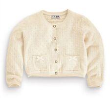 ••• ВNWT NEXT Jumpers Top Sweater • Ecru Cardigan • 100% cotton • 3-6 Mon