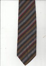 Fendi-[If New $350]-Authentic-100% Silk Tie-Made In Italy-Fe 46- Men's Tie