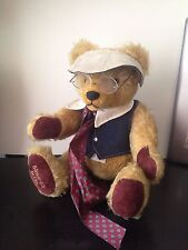 Limited Hermann Banker Teddy Banker-Bar Nr 130 Coburg Mohair dressed eyeglasses
