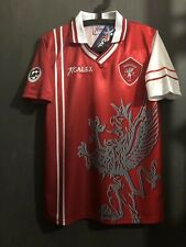 retro shirt 9899 Serie A Perugia NAKATA home jersey VINTAGE