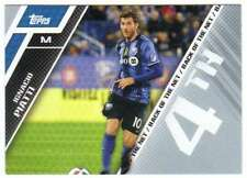 2017 Topps MLS Soccer Back of the Net #BOTN-4 Ignacio Piatti Montreal Impact