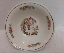 Vintage Harker 1840 Oriental Poppy with Latern, 1 Serving Bowl