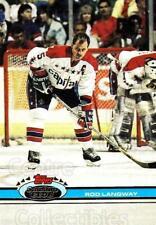 1991-92 Stadium Club Proof #225 Rod Langway