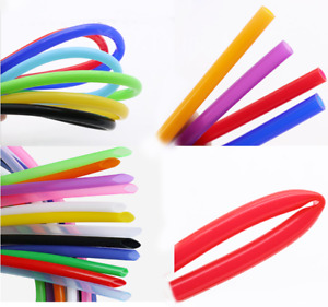 Food Grade Silicone Tube Flexible Soft Tubing Hose  ID 1/2/3/4/5/6mm High Temp.