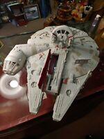 Star Wars Millennium Falcon Hasbro Nerf Battle Action The Force Awakens 2015