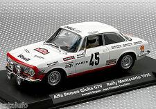 Fly A803 Alfa Romeo GTAv - Monte Carlo 1976   88133  NUEVO  NEW