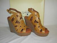 Lucky Brand New Womens Penrose Wedge Heels 9.5 M Shoes NWB