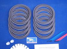 Infinity IRS Beta Speaker Foam Surround Repair Kit / Woofer Refoam Kit