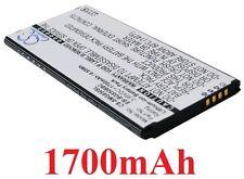 Batteria 1700mAh Per Samsung Galaxy Alpha LTE - UN, SM-G850, SM-G8508,SM-S801