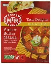 MTR PANEER BUTTER MASALA 10.58 OZ. BOXES PACK OF 5