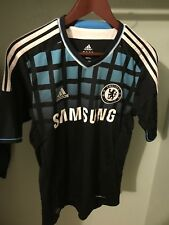 Chelsea Football Club 2011-12 Champions League 3rd Jersey Men's Small