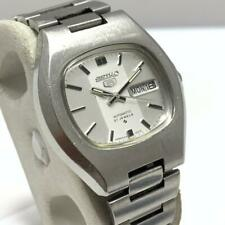 Vintage Seiko 5 Automatic Classic TV Men's Watch Day/Date 6319-5010