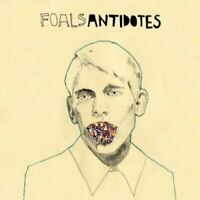 Foals - Antidotes (NEW CD)