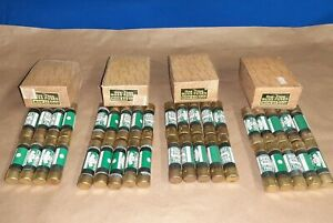 Lot of 38) BUSS NON 35 40 60  One-Time Amp Fuse Motor Bussmann