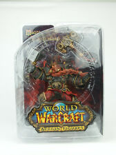Wow World of Warcraft 8inches Dwarven King Mugni Bronzebeard Action Figures