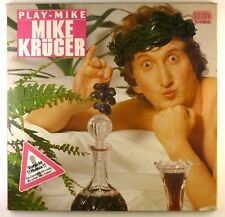 """3x 12"""" LP - Mike Krüger - Play-Mike - E255 - cleaned"""