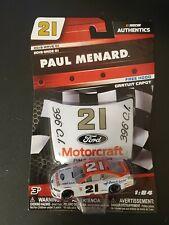 2019 Wave 1 Paul Menard Ford Motorcraft Darlington 1/64 NASCAR Authentics