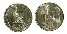 pcc1963_6) POLONIA 200 ZLOTYCH 1974