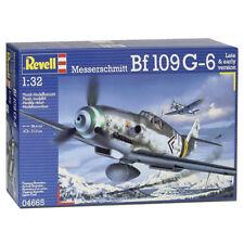 REVELL MESSERSCHMITT Bf 109-G 1:32 Aircraft Model Kit 1:32 - 04665